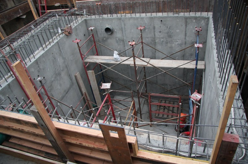 Concrete Pumping Station : Recent projects brian construction