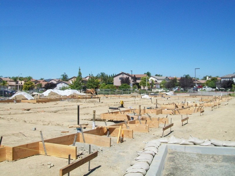 Foundation and Post Tension Slab for OSHPD Controlled Senior Living Center - Brian Construction Co., Inc.